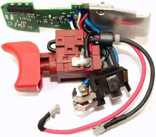 Bosch 1607233485 Electronic Module Switch to GSR Gsb 10,8 V-LI-2,S 10-A,BS 10A