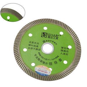 4 Inch Diamond Saw Blade Cutting Wheel For Glass Tiles