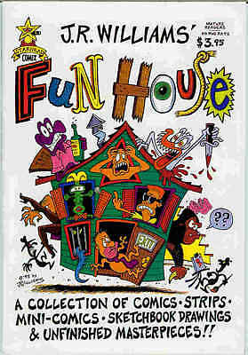 PräZise J.r.williams' Fun House # 1 (68 Pages) (usa, 1993)