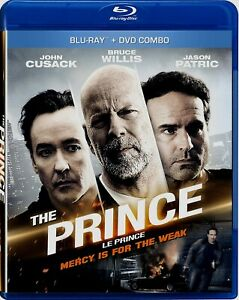NEW-BLU-RAY-DVD-COMBO-w-o-SHRINKWRAP-THE-PRINCE-Bruce-Willis-John-Cusack