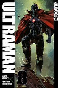 Ultraman-8-manga