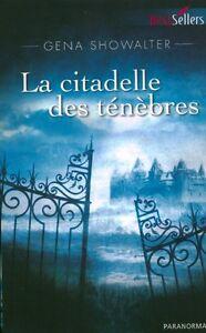 Livre-de-poche-la-citadelle-des-tenebres-Gena-Showalter-paranormal-book