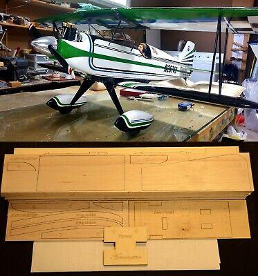 """62/"""" wingspan Ultra Sport 60 R//c Plane short kit//semi kit and plans"""