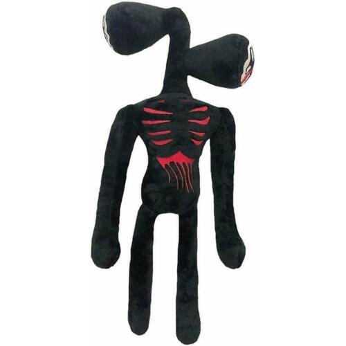 40cm Siren Head Plush Figure Toy Soft Stuffed Horror Doll Kids Christmas Gift US
