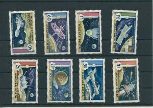 Hongrie-Hungary-1969-Mi-2547-2554-A-Neuf-MNH-Espace-Astronautique-Espace