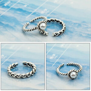 2pcs-Vintage-Women-039-s-Faux-Pearl-Chic-Knuckle-Midi-Mid-Finger-Stacking-Rings-New