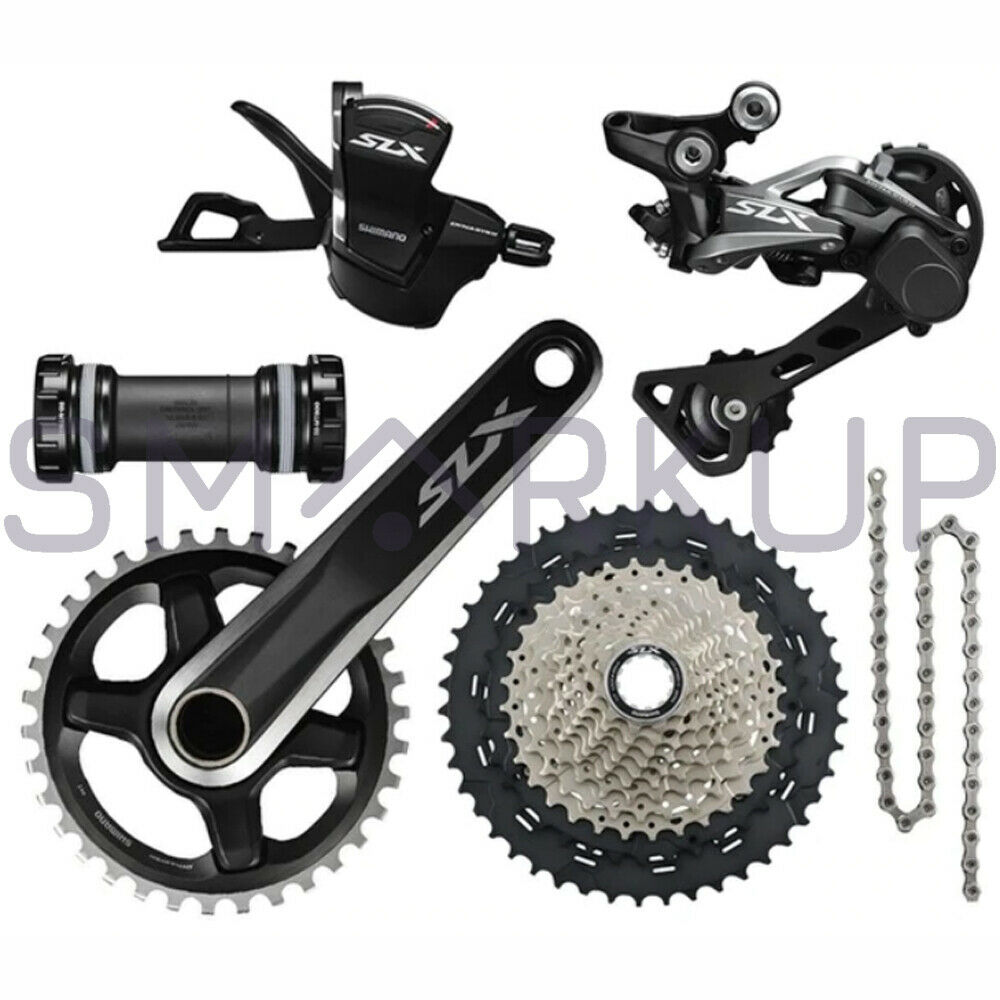New 2019 Shimano SLX M7000 Group Groupset 11-46t 170 175mm 32t 11-speed