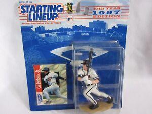 1997 Kenner Starting Lineup Cal Ripken Jr #8 - Orioles Action Figure & Card