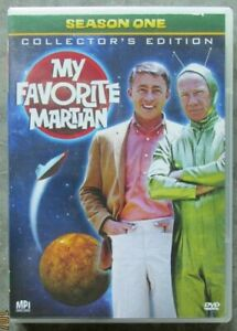 My-Favorite-Martian-Complete-1st-Season-2014-5-DVD-set-Collector-039-s-Edition
