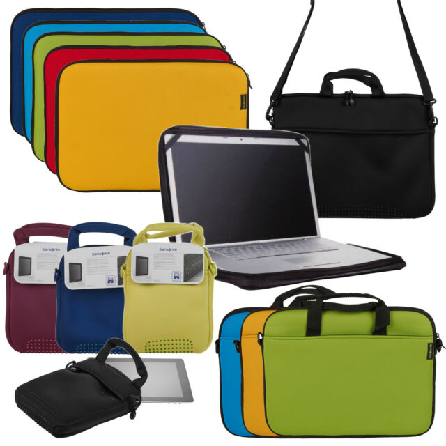 Genuine Samsonite Neoprene Protection For Laptop, iPad & Tablet Cover Skin Cases