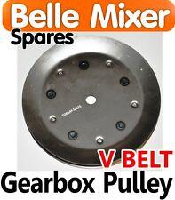 Belle Cement Concrete Mixer Pulley Wheel Minimix 150 Spares Parts Gear Box Belt