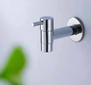 Wall Mounted Mop Sink Faucet : ... Faucets > See more Atomized Water Outlet Wall Mount Sink Faucet C