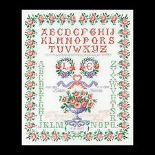 THEA GOUVERNEUR  873  AMSTERDAM  Linnen  COUNTED  CROSS STITCH  KIT