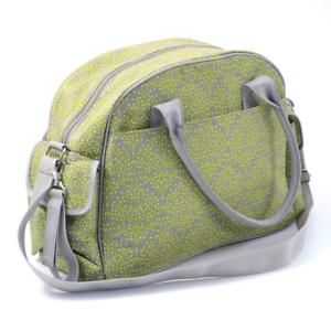 NEW Ryco Capri Oat//White Nursery Nappy Bag Shoulder Strap Baby Care