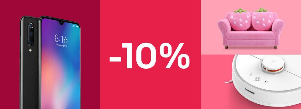 Zum Gutschein - 10%-Gutschein* für neue Marken