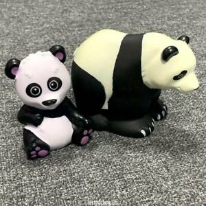 2x-Fisher-Price-Little-People-Animal-for-ARK-ZOO-Pirate-series-Panda-toy-SDUK
