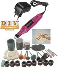 200V~240V Electric Nail Art 6 Drill Carve Engraving Machine Tool Grinding Tool