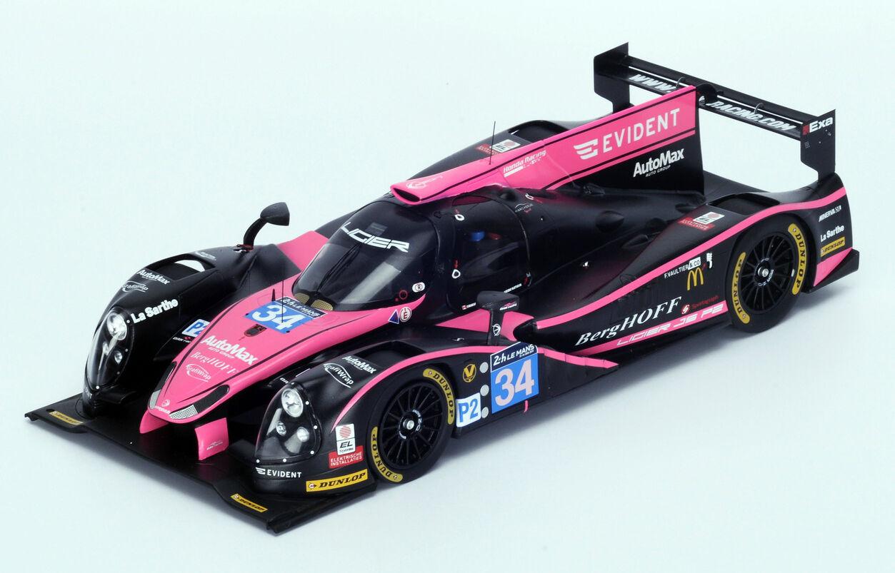 oferta especial Spark 2015 Ligier Js P2 HDP  34 LMP2 Le Le Le Mans 1 18New artículo   mejor moda