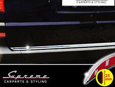 MERCEDES  Vito  Viano W639 V639 Chrom Zierleiste 3M Heckleiste