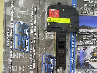 65 KAIC 120 VOLT  Circuit Breaker 20 AMP WARRANTY 1 POLE GE TXQB1120