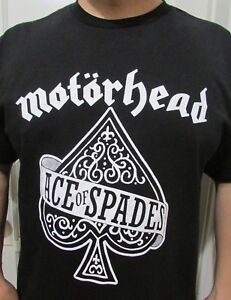25daddfd pas cher motorhead t shirt ace of spades - Achat | new1.arokiait.com
