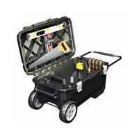 Stanley Fatmax Tool Box Rolling Storage Chest/portable Work Organizer Brand