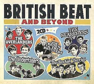 British Beat And Beyond (2 CD) - Various Artists (2016)