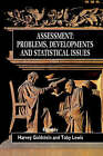 Assessment in Society: Problems, Developments and Statistical Issues by John Wiley and Sons Ltd (Hardback, 1996)