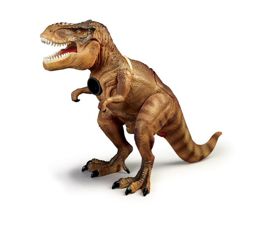 Brainstorm T Rex Projector & Room Guard