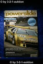 Powerslide Nr. 18 Historischer Motorsport Ford Sierra RS 500 Cosworth