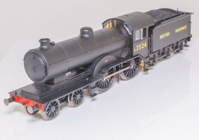 Hornby R3235, OO gauge, Holden D16/3 4-4-0 tender loco, E2524 BRITISH RAILWAYS