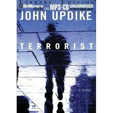 BOOK/AUDIOBOOK MP3-CD John Updike Fiction Novel TERRORIST