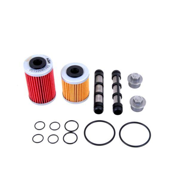 75038046110   KTM Oelfilterset für KTM 690 2012-2014