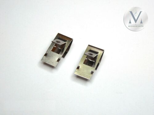 10x Contacts Keystone Solder Tail Battery Contact Keystone 1107-1