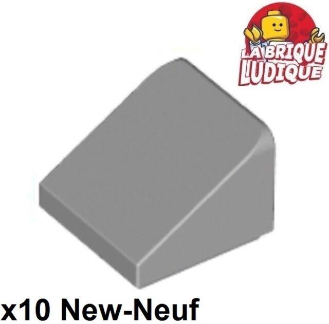 54200 NEW!!! Lego 20x Yellowish Green Slope 1x1x2//3