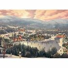 Gibson Sunset on Snowflake Lake - 1000pc Jigsaw Puzzle