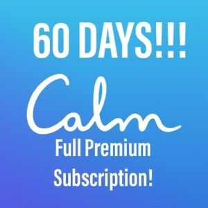 Calm-Meditation-App-2-Month-Subscription-Mindfulness-App-60-Days-iPhone-Android