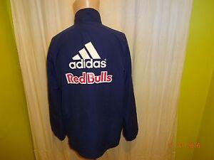 RB Leipzig Adidas Junioren U14 Spieler Trainingsanzug Jacke 10/11 + Nr.6 Gr.M- L