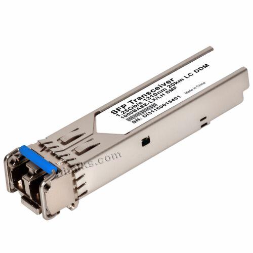 20km SFP 1G LH//LX 10km DDM 1310nm lx lh duplex transceiver Cisco compatible
