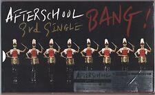 Afterschool: 3rd Single - Bang (2010) After School Korea / CD TAIWAN PROMO