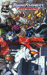 TRANSFORMERS-ARMADA-1-Single-Issue-Sold-by-Comic-Odyssey