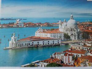 2000 Piece Venice Sea View Jigsaw Puzzle NEW