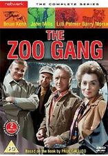 THE ZOO GANG the complete series. John Mills, Brian Keith. 2 discs. New DVD.