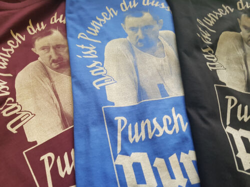 Punsch Ekel Alfred T-Shirt Kult Spruch Zitat Humor Fun ein Herz und eine Seele