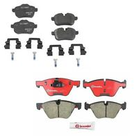 Bmw Z4 3/10-14 Premium Complete Rear And Front Disc Brake Pads Kit