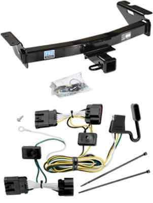 [WQZT_9871]  2005-2007 BUICK TERRAZA TRAILER TOW HITCH W/ WIRING KIT | eBay | Buick Terraza Trailer Wiring Harness |  | eBay
