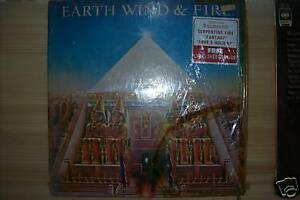 ORIG-vintage-Vinyl-Record-Earth-Wind-amp-Fire-self-titled