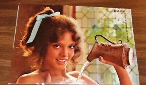 Louann Fernald, Playmate of June 1979, Autographed full