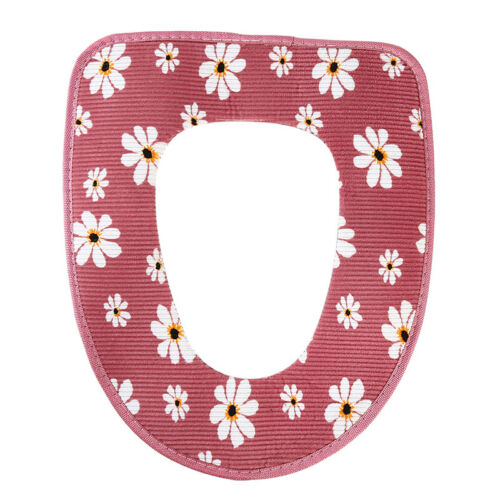 Non-slip Printed Toilet Cover Seat Mat Zipper Shower Set Bathroom Product SHAN