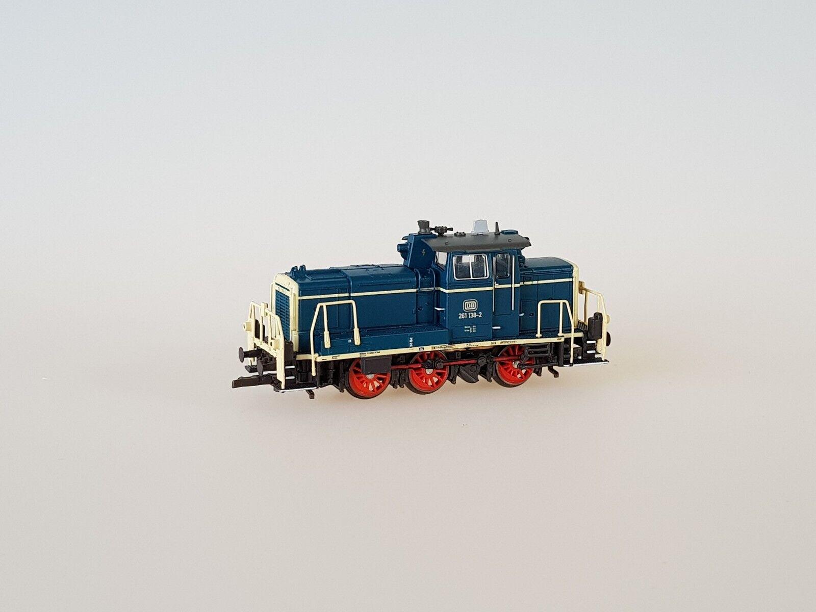 últimos estilos TT diesellok diesellok diesellok br261 (ex v60) beige azul DB EP. IV audaz 32620 nuevo     costo real